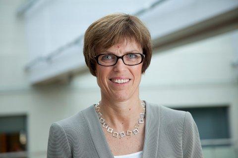 NY STYRELEDER: Hanne refsholt har tidligere ledet Tine-konsernet. Nå tar hun over som styreleder for NMBU på Ås.