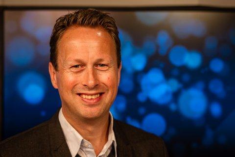 NY SJEF: Thomas Gjelsås tar over som Øvrevoll-direktør.