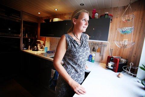 TRAFF EN NERVE: Trudes innsats på Lesvos og oppdateringene hun skrev på facebook har engasjert veldig mange.