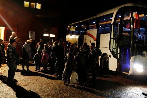 FÆRRE SØKER ASYL: Antallet flyktninger som søker asyl i Norge er historisk lavt i følge UDI. I 2018 vil det bosettes langt færre flyktninger i Asker og Bærum.