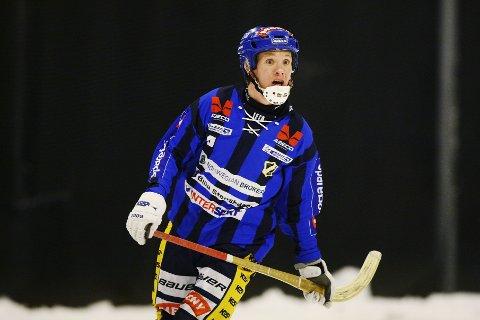 TAPTE: Seriemester Stabæk og toppscorer Nikolai Rustad Jensen.