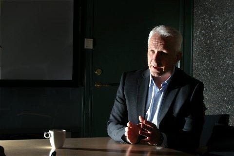 Eksperthjelp: Rådmann Lars Bjerke vil følge pengene i Risenga Barnehage.