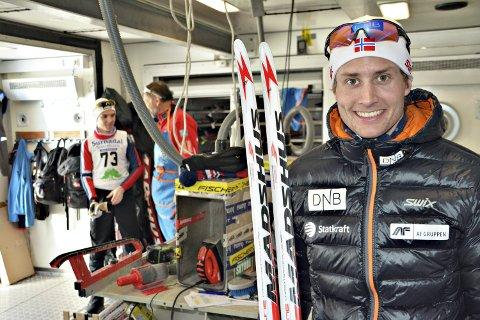 Nils-Erik Ulset forteller om merkelige dopingkontroller.