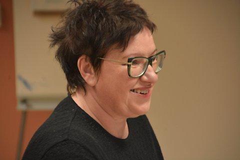 Olaug Haugen første kvinnelige rådmann i Fitjar.