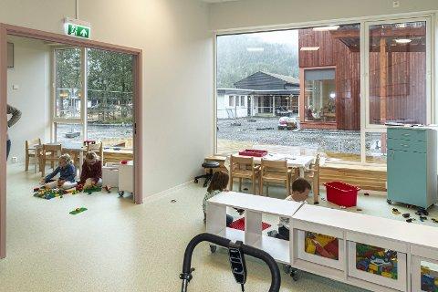 Ålvundeid barnehage har fått flere pålegg fra Mattilsynet.