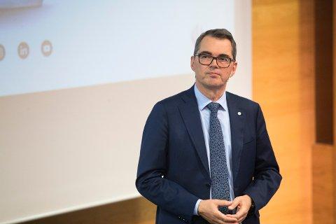Svein Richard Brandtzæg. Foto: Terje Bendiksby / NTB scanpix