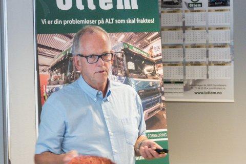 Magne Løfaldli, daglig leder i utviklingsselskapet Innveno, leter nå etter sin etterfølger.