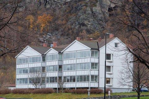 Borettslag: Åtte borettslagsleiligheter har skiftet eier i Sunndal i november.