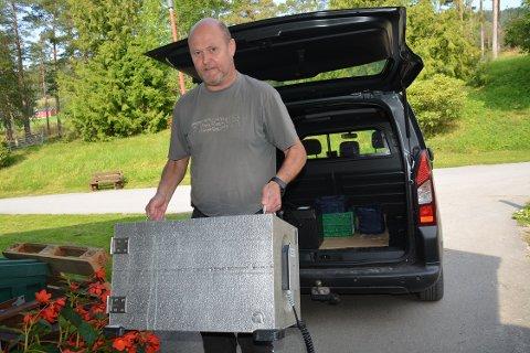 Stig Fjeldset har flyttet på seg, fra Miljøkompaniet til sjef for den nye driftsavdelingen i kommunen.