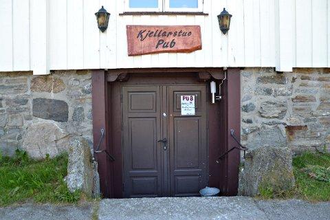Pukveld: Kjellarstuo åpner dører og kraner lørdag 27. juni. Foto: Ingunn Karijord.