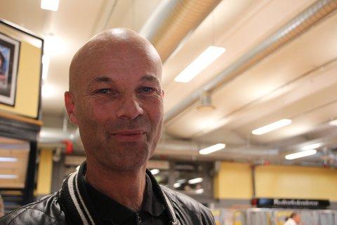 Konflikt: Bård Boye har vært gjennom en tøff periode. Foto: Stine Serigstad, Strandbuen.