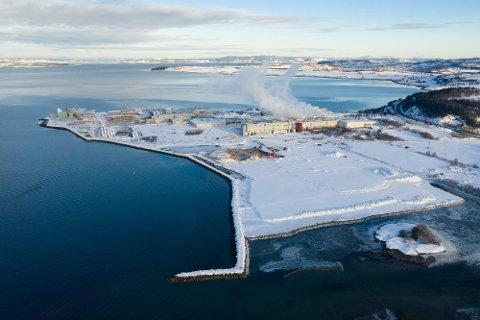 STOR INTERESSE: Joint Battery Initiative har mottatt 82 henvendelser angående batterifabrikken som er planlagt å bygges i Norge. I Trøndelag er 19 kommuner med i kampen. Verdal og Levanger har sendt inn en felles søknad. Fiborgtangen på Skogn kan være området de to kommunene går for.