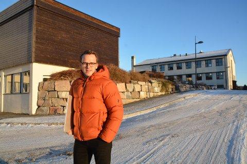 Tingvoll vgs:  Rektor Øystein Bråthen