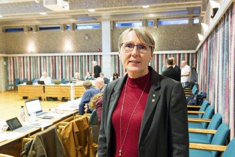 Ny strukturdebatt: Janne Merete Rimstad Seljebø (Ap) er en av politikerne som har den forrige strukturdebatten friskt i minnet.