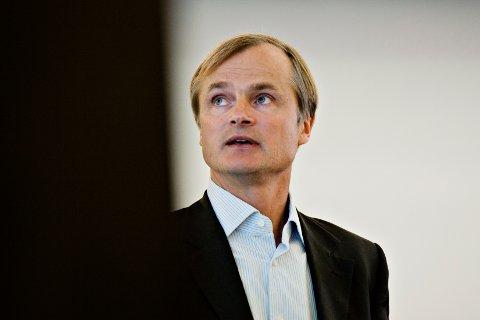 Øystein Spray:  En ikke-sak sier investoren.