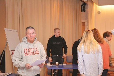 SISTE ÅRET: Bjørn Kolmannskog har vært med å skrive under den siste antirus-avtalen.