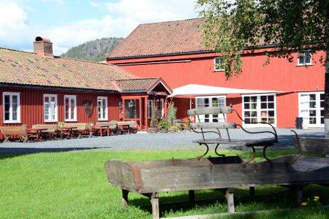 KLAR FOR INNFLYTNING: Holmen Gård har plass til inntil 52 enslige mindreårige flyktninger.