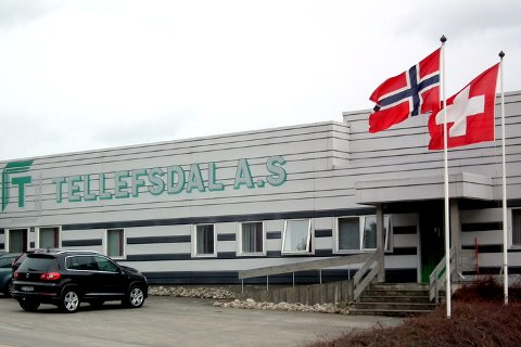 NORSK-SVEISTISK FUSJON: Tellefsdal AS og ASH Gruppen. (Pressefoto: Tellefsdal)