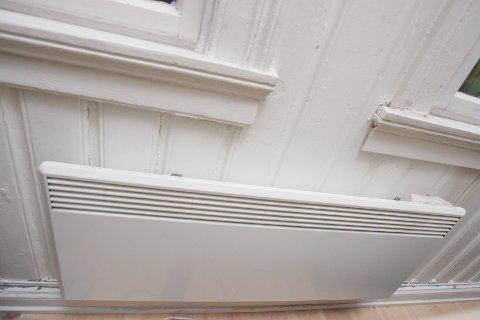Mandag morgen er det fremdeles rett under 700 husstander som mangler strøm.