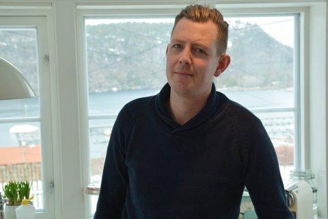 TIL BUSKERUD I STEDET: Egebo og M2 leie, her representert ved mottaksleder og eiendomssjef Harald Egestad, dropper Risør og går for Rollaug kommune i stedet.