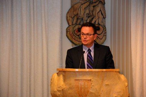 Forent: Rune Hagestrand rettet kritikk mot posisjonen i kommune