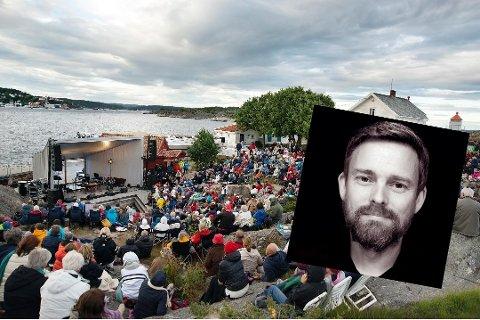 GODE NYHETER: Kammermusikkfesten avlyser avlysninge, og lager festival allerede til sommeren. Nyheten kom samtidig som ny festivalsjef, Eirik Raude (innfeldt) ble ansatt.