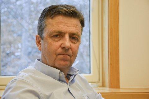 BEKREFTER: Rådmann Trond Aslaksen.Foto: ARKIV