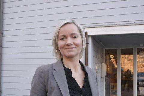 Ikke snakkesalig: Næringssjef i Risør kommune, Kamilla Solheim, har vært tilbakeholden med informasjon om det nye selskapet som skal etablere seg på industriområdet på Moland. Forsatt vil hun ikke ut med hvor mange nye arbeidsplasser som kommer. Foto: Arkiv