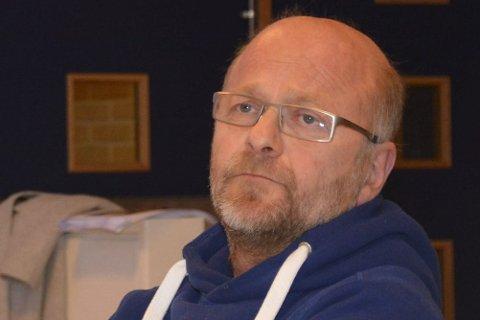 KYSTSTI: Willy Thorsen (V) ville ha utbygger til å betale litt for kyststien.Foto: HP Bjerva