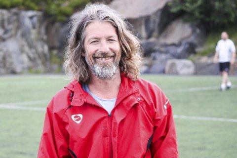 YDMYK: Erik Mykland (45) sier han går inn i trenerutdanningen med ydmykhet og åpne øyne.