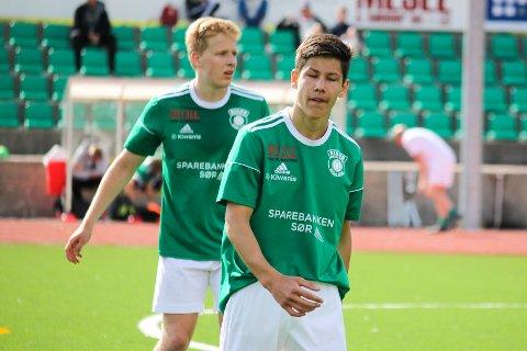 TOMÅLSSCORER: Matuesz Radgowski.