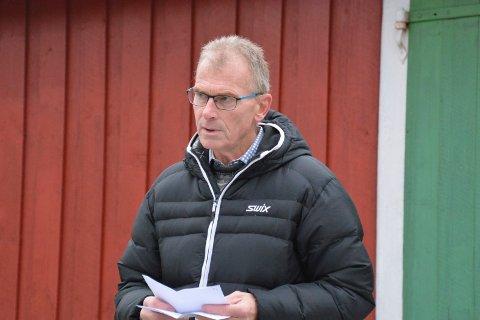 dårlig kompensasjon: Lars Lauvhjell er både fornøyd og misfornøyd med forliksforslaget.Foto: Arkiv