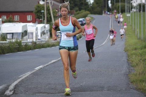 – Løypene skal være merket så det er mulig å ta en treningstur i løypene på forhånd, sier leder ved Hope Idrettslag Trine Jacobsen.