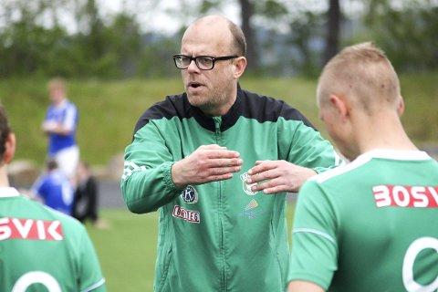 I BUNNEN: Risørs A-lag ligger tredje sist på tabellen, den siste sikre plassen på tabellen, men Lillesand FK og Randesund 2 ligger like bak.