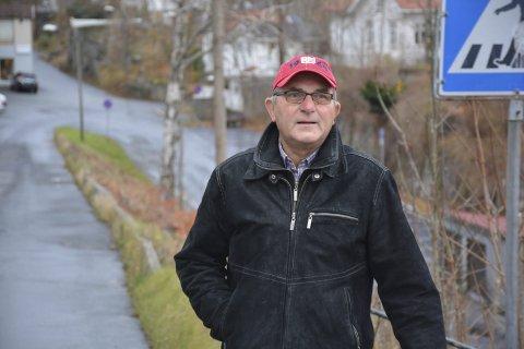 Arild Mathisen mener kommunen kunne spart mye penger på Tjenna-prosjektet ved å gjøre ting i riktig rekkefølge.