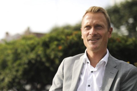 Kulturnattdebutant Torolf Kroglund er imponert over publikum og deltakere ved årets kulturnatt