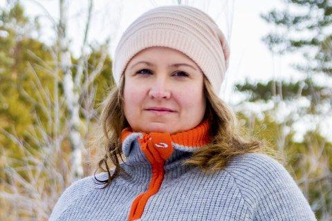 FORNØYD: Velforeningsleder Lene Follo.Foto: arkiv