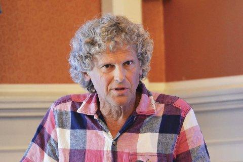 Knut Henning Thygesen (Rødt).