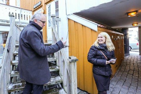 Tonen var gemyttelig mellom evjeordfører Bjørn Ropstad og skiensordfører Hedda Foss Five etter fusjonsmøtet i Risør i begynnelsen av februar. Nå har Ropstad gitt beskjed til eierkommunene i Agder Energi at videre sonderinger stanses.