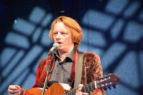 Jan Eggum har spilt i Risør flere ganger. I sommer er han tilbake på Stangholmen.