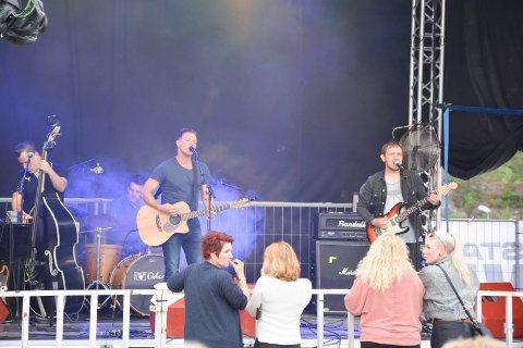 Trang Fødsel spilte på Gjerstad Live i fjor sommer. I august kommer de til Trebåtfestivalen.