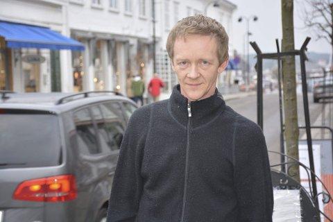 INNLEGGSFORFATTER: Magnus Stø Kittelsen, bystyrerepresentant for FrP.