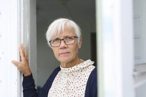 FRYKT: Pastor i Risør Frikirke, Else Birgit Bergem Strand, tror ikke nødvendigvis de sterke homo-negative holdningene på Sørlandet handler om manglende respekt, men frykt. Foto: Arkiv