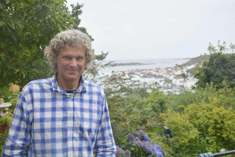 INNLEGGSFORFATTER: Knut Henning Thygesen fra Rødt Risør / Agder.Foto: arkiv