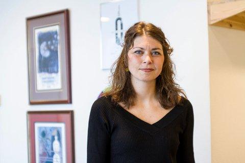 Varaordfører Elen Lauvhjell, og resten av bystyret gikk inn for å bevilge penger til riving av Fjordheim, og å starte grunnundersøkelser av området ved Ørsmålen.