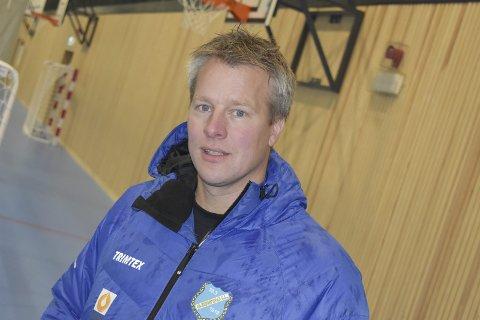NY LEDER: Ånon Ausland skal lede Gjerstad Idrettslag fremover.