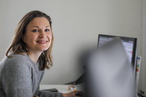 Som ny digitalsjef i Aust-Agder Blad har Mari Nymoen en drøm om at flere unge vil engasjere seg i samfunnsdebatten som avisa legger opp til.
