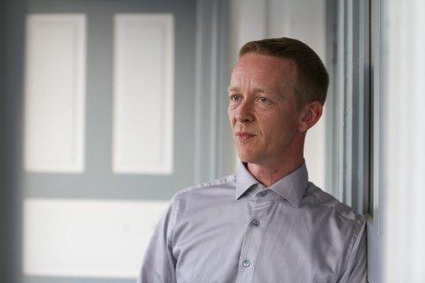 Magnus Stø Kittelsen (Frp) sier at han aldri har vært borti noe så strengt som det lukkede møtet i formannskapet i går.