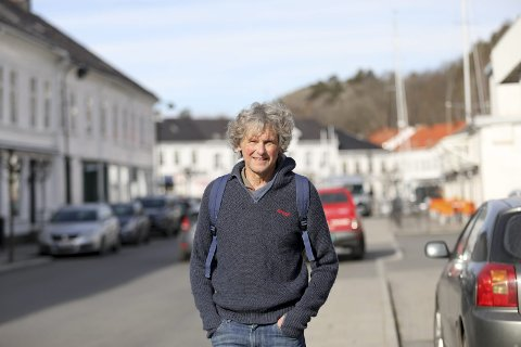 Ordførerkandidat: Knut Henning Thygesen står på førsteplass på Rødt sin liste til kommunevalget i 2019. Foto: Stig Sandmo