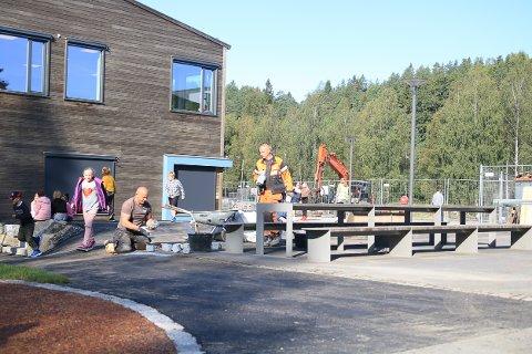 Abel skole: Gjerstad bruker 116.279 kroner per elev.